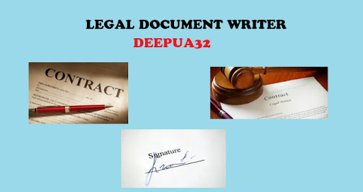 MANDEEP ADHIKARI Google - Legal document maker