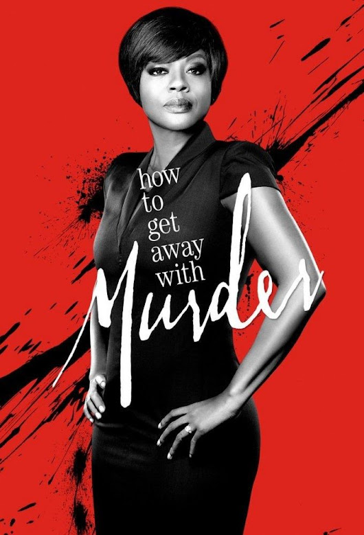 How to get away with murder #HTGAWM | Serie
