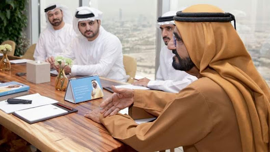 UAE- Happiness is our goal: Shaikh Mohammed