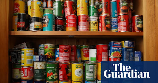 A no-deal Brexit survival guide: what food to stockpile | Politics | The Guardian