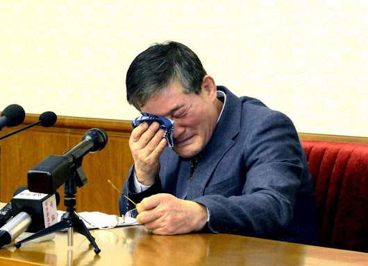 Korean-American in North Korea confesses to stealing secrets: media