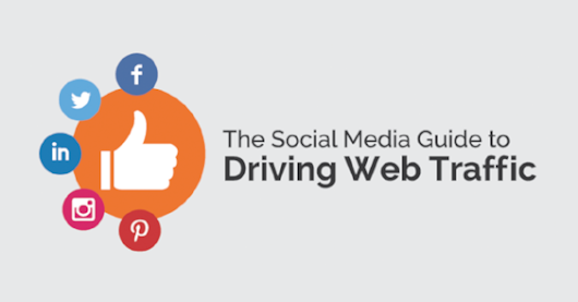 The Social Media Guide to Driving Web Traffic