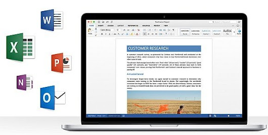 New Features Of Office 2016 For Mac | PowerPoint Presentation