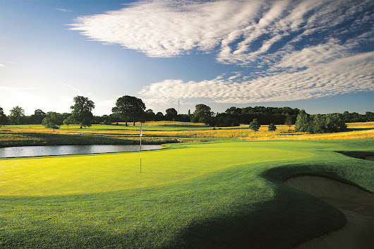 Some of the Best Golf Courses From Around the World