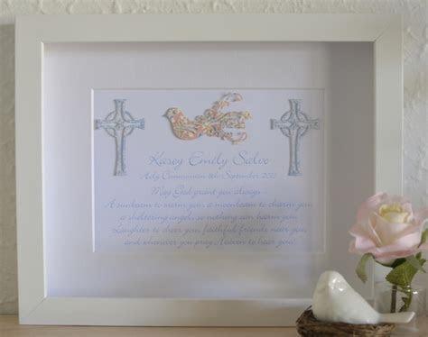 Religious Baby Gift Christening Baptism Godparents Idea Online