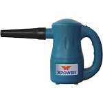 XPOWER A-2 Airrow Pro Electric Duster/Blower - Blue