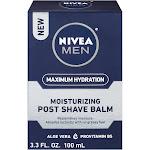 Nivea Men Maximum Hydration Moisturizing Post Shave Balm - 3.3 fl oz bottle