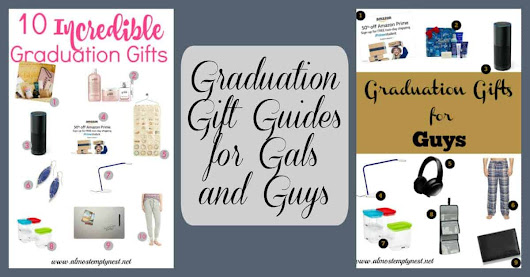 10 Incredible Graduation Gifts for Girls - Almost Empty Nest