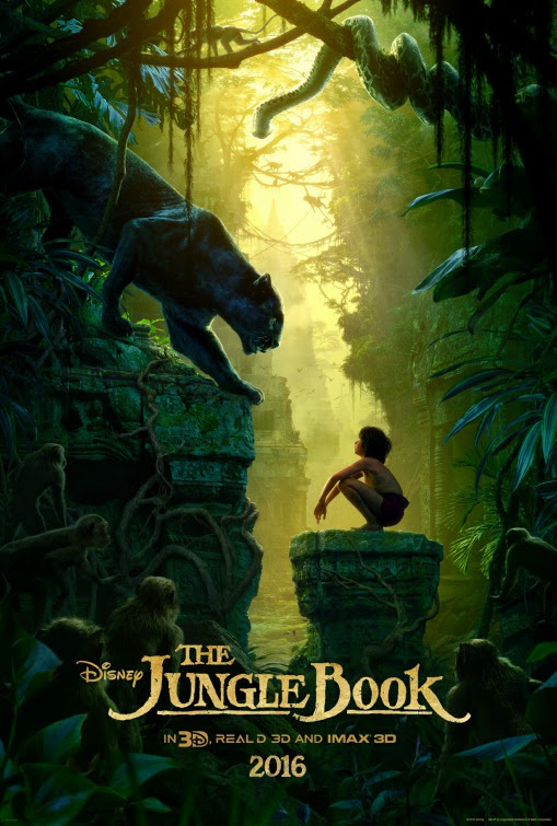Resultado de imagen para the jungle book poster