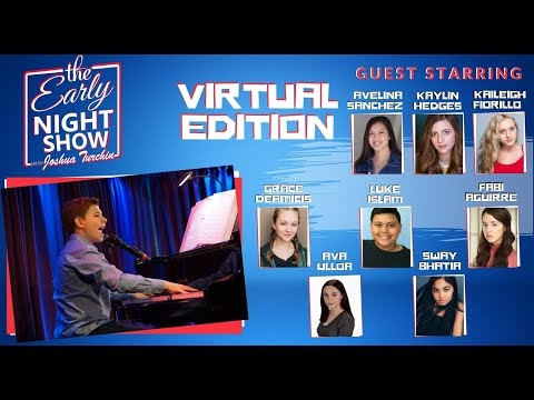 The Early Night Show With Joshua Turchin (Kaylin Hedges, Avelina Sanchez, Kaileigh Fiorillo, more)