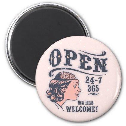 Open Mind -f Magnet