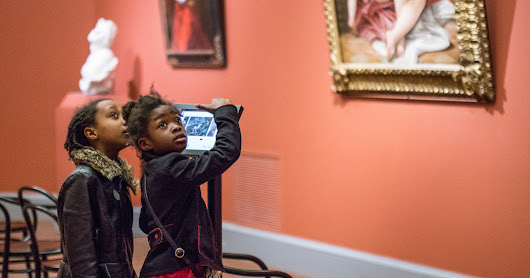 The Digital Future: How Museums Measure Up