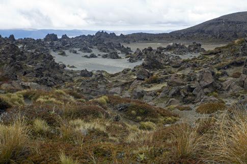 Oturere Valley, Tongariro National Park, New Zealand