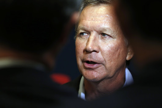 Kasich on Iran Deal: 'You're Going to Rip it Up, And Then What?'