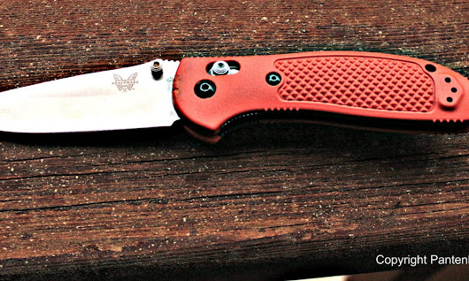 Knife review: The Benchmade Griptilian is a hardworking, durable folder | Survival Common Sense: tips and how-to guide for emergency preparedness and survival