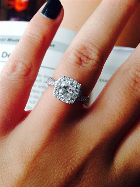 My perfect engagement ring. Vera wang. Gorgeous   Dream