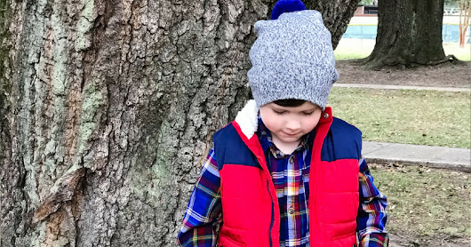 Little Boy Style - Winter Edition / Southern Made Blog