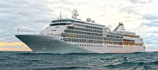 American cruise ship to bring wealthy visitors from China to Okinawa