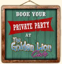 Golden Lion Header