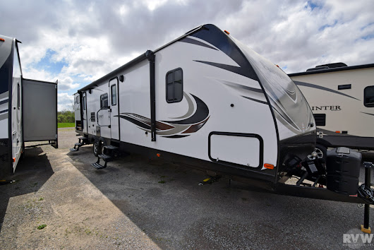 New 2018 Passport GT 3350BH Travel Trailer by Keystone RV at RVWholesalers.com