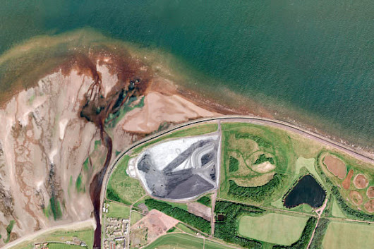 Musselburgh, United Kingdom – Earth View from Google