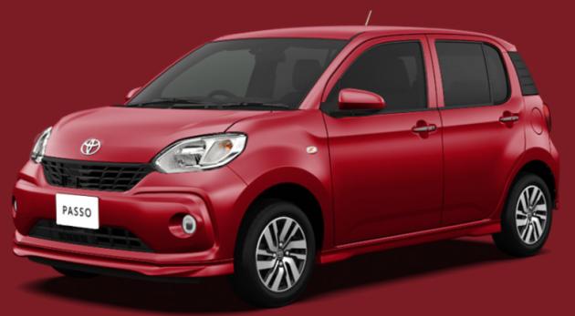 All-new Toyota Passo revealed - new Perodua Myvi?