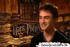 Harry Potter and the Goblet of Fire press junket interviews