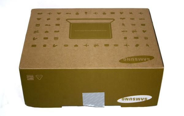 Confezione del netbook Samsung N230