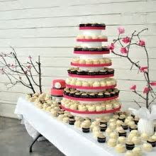 Crooked Tree Coffee and Cakes   Wedding Cake   Great Falls