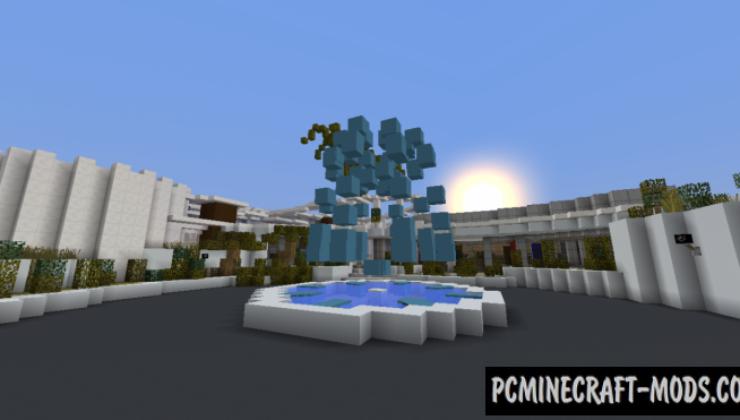 Minecraft House Command 1 13 2 - Muat Turun d