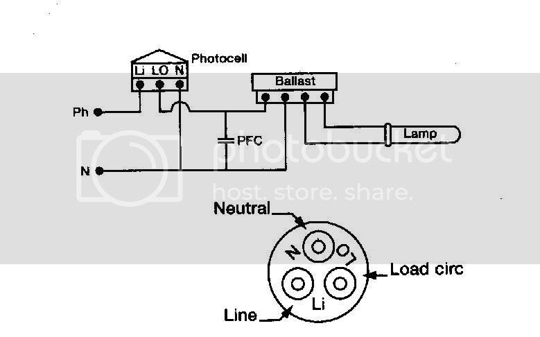 32 Dusk To Dawn Sensor Wiring Diagram