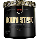 RedCon1 - Boom Stick Testosterone Support (270 Capsules) - Muscle Building Formulas
