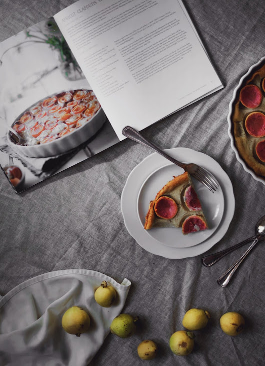 Guava Clafoutis with Honey and Cardamom (Thoughts on Bojon Gourmet's #AlternativeBakerBook)