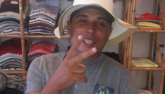 Almir Silva foi atingido e morreu. Foto: Cipe Central