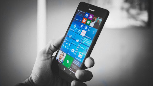 Hey Windows phone fans — Microsoft doesn't need you for 'Surface phone' to succeed
