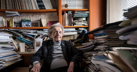 Brenda Milner, Eminent Brain Scientist, Is 'Still Nosy' at 98