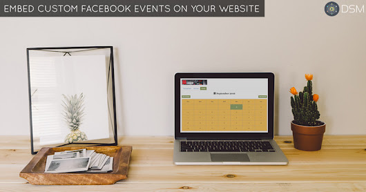 How To Embed Facebook Page Events On Website? Step By Step Guide!
