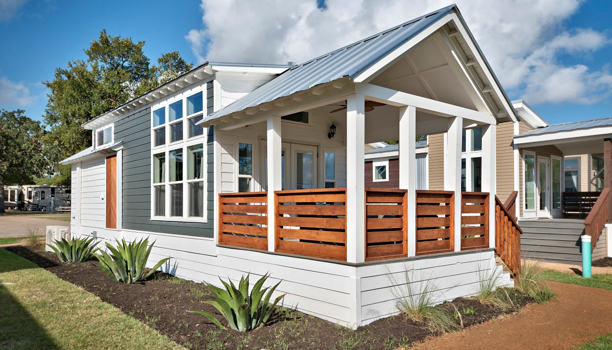 20 tiny home neighborhoods in Austin that unlock affordable living