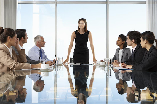 Science has proven that women are better leaders than men