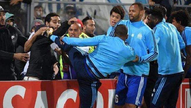 Image result for evra quits marseille