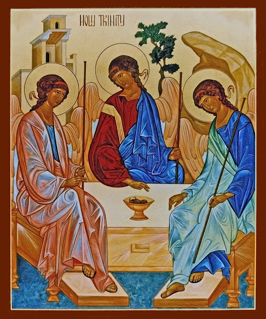 Dancing with God: A Sermon on Trinity Sunday