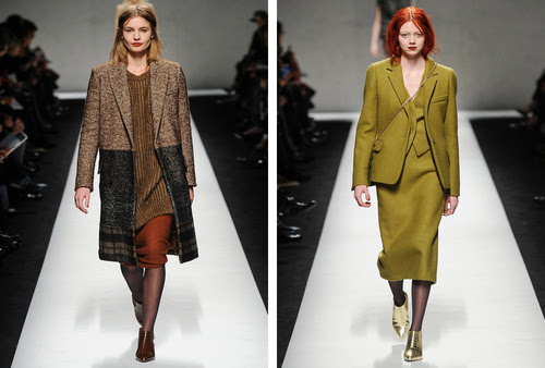 Milan Fashion Week. What worked for work
