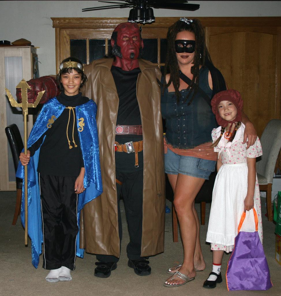 Toran, Glen, Jessica, Aurelia