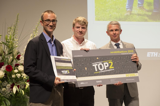 ZuriMED Technologies » ZuriMED won the Venture2015 TOP2 of business plan competition from