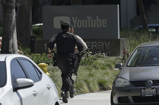 YouTube shooting: Woman with gun opened fire at YouTube HQ in San Bruno, Calif., wounding several before killing herself, police say - The Washington Post