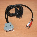 Cable euroconector para Amiga con audio - 3