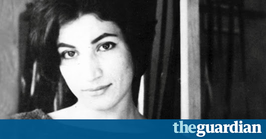 Former lover of the poet known as Iran's Sylvia Plath breaks his silence | Books | The Guardian