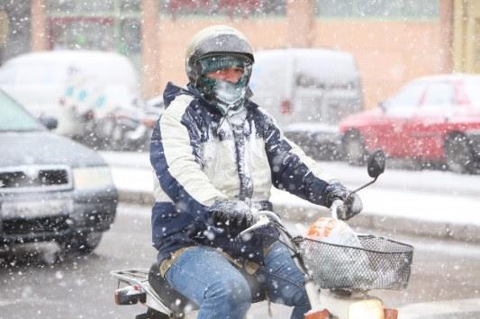 Καιρός: Που θα χτυπήσει ο χιονιάς που θα σαρώσει όλη την Ευρώπη!