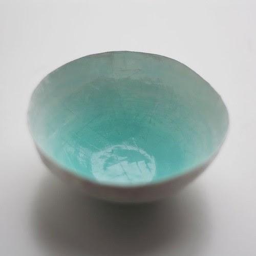 Aqua Fade Bowl