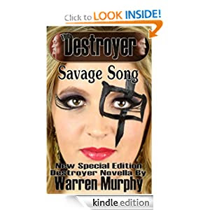Savage Song -A Special Edition Destroyer Novella (The Destroyer)